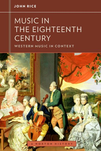 9780393929188: Music in the Eighteenth Century (Western Music in Context: A Norton History)