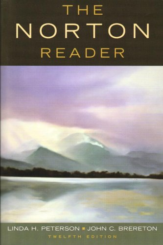 9780393929485: The Norton Reader: An Anthology of Nonfiction (Twelfth Edition)