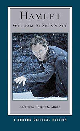 9780393929584: Hamlet: Text of the Play, the Actors' Gallery, Contexts, Criticism, Afterlives, Resources (Norton Critical Editions)