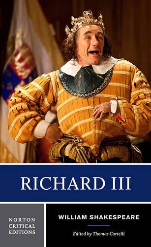 9780393929591: Richard III (Norton Critical Editions)