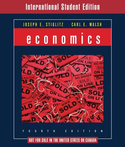 Economics 4e ISE +Smartworks folders Package: Joseph E. Stiglitz