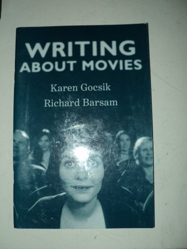 9780393929836: Writing about Movies