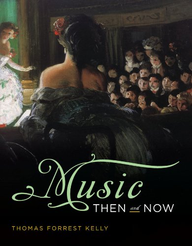 9780393929881: Music Then and Now
