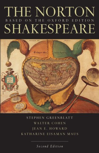 9780393929911: The Norton Shakespeare: Based on the Oxford Edition, 2nd Edition
