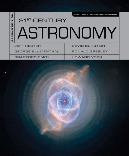 9780393930108: 21st Century Astronomy: Stars and Galaxies (Second Edition)