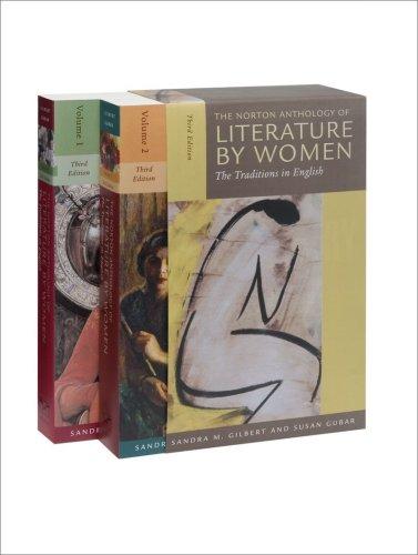 The Norton Anthology of Literature by Women: Gilbert, Sandra M.; Gubar, Susan; Norton