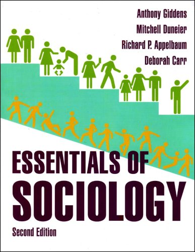 Essentials of Sociology (Second Edition): Anthony Giddens, Mitchell
