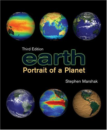Earth:Portrait of a Planet