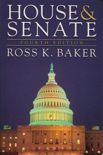 9780393930603: House & Senate, Fourth Edition