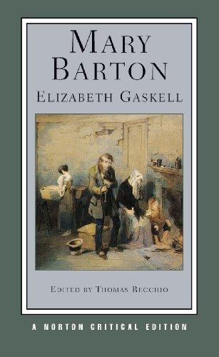 9780393930634: Mary Barton (Norton Critical Editions)
