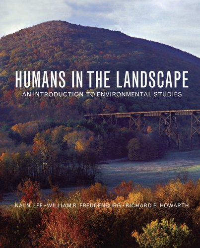 9780393930726: Humans in the Landscape: An Introduction to Environmental Studies