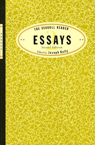 9780393930924: The Seagull Reader: Essays (Second Edition)