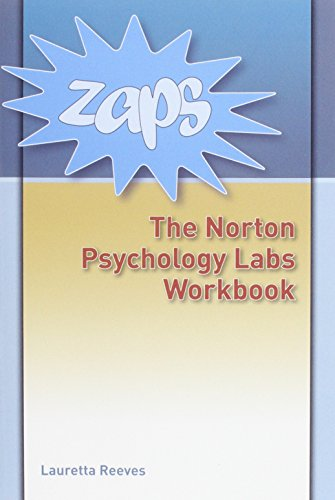 9780393931051: ZAPS the Norton Psychology Labs Workbook eBook Folder