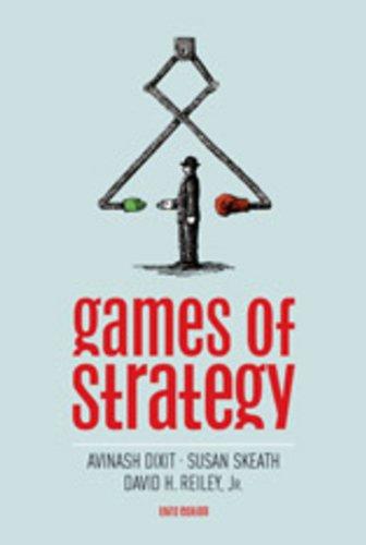 Games of Strategy (Third Edition): Avinash Dixit; Susan