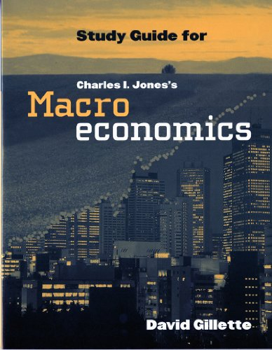 9780393931136: Study Guide: for Macroeconomics