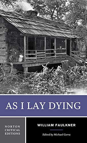 9780393931389: As I Lay Dying (Norton Critical Edition)