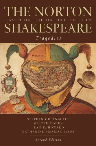 9780393931402: The Norton Shakespeare Tragedies: Based on the Oxford Edition