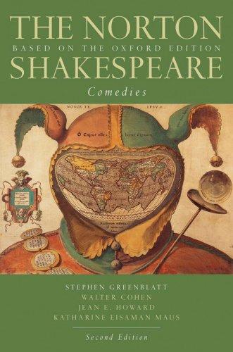 9780393931419: The Norton Shakespeare Comedies
