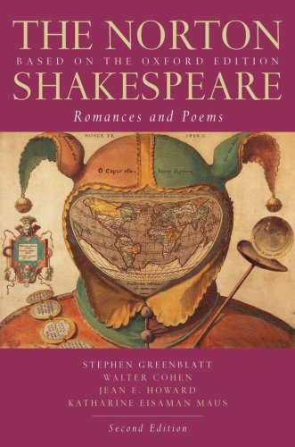 9780393931433: The Norton Shakespeare: Romances and Poems: Based on the Oxford Edition (Norton Shakespeare, Based on the Oxford Edition, Second Edition)