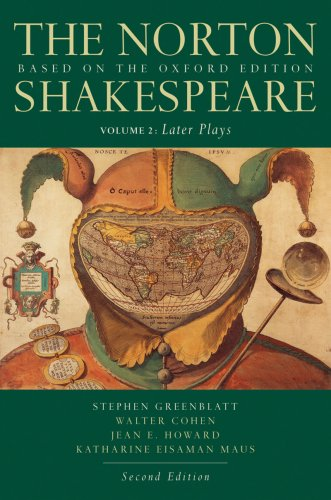 9780393931457: The Norton Shakespeare: Based on the Oxford Edition (Second Edition) (Vol. 2: Later Plays)