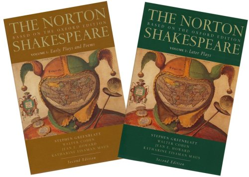 9780393931518: The Norton Shakespeare: Based on the Oxford Edition (Second Edition) (Vol. Two-Volume Paperback Set)