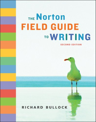 9780393931594: The Norton Field Guide to Writing (Second Edition)