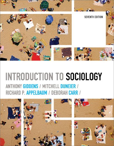9780393932324: Introduction to Sociology