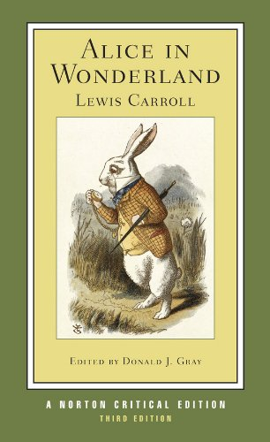 9780393932348: Alice in Wonderland (Third Edition) (Norton Critical Editions)