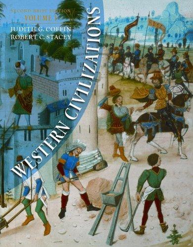 9780393932355: Western Civilizations (Second Brief Edition) (Vol. 1)