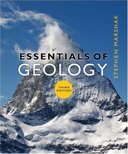 9780393932386: Essentials of Geology (Third Edition)