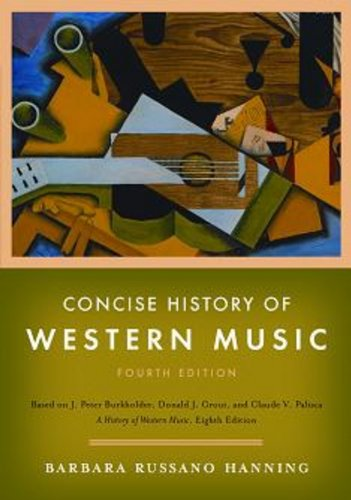 9780393932515: Concise History of Western Music (Fourth Edition)