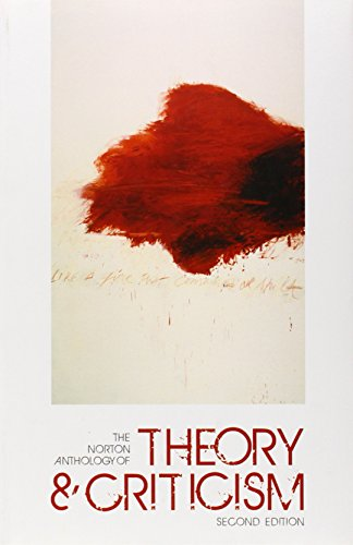 The Norton Anthology of Theory and Criticism: Cain, William E.