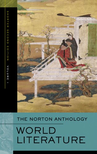 9780393933024: The Norton Anthology of World Literature (Shorter Second Edition)  (Vol. 1)