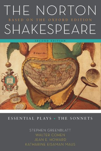 9780393933130: The Norton Shakespeare: Based on the Oxford Edition: Essential Plays / The Sonnets (Second Edition)