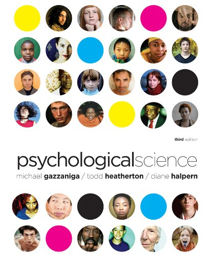 9780393933505: Psychological Science (Third International Student Edition)