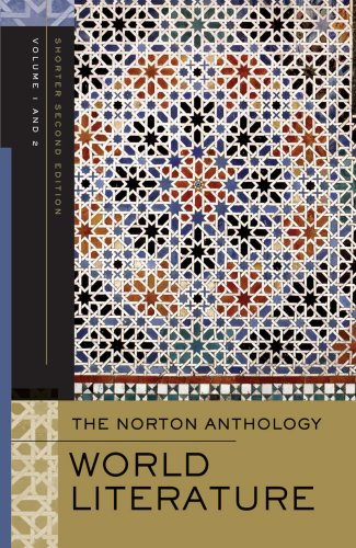 9780393933543: The Norton Anthology of World Literature (Shorter Second Edition) (Vol. 1 & 2)