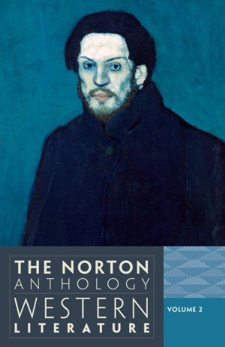 9780393933635: The Norton Anthology of Western Literature, Vol. 2