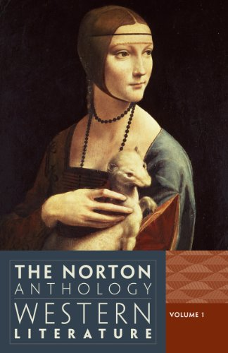 9780393933642: The Norton Anthology of Western Literature, Vol. 1