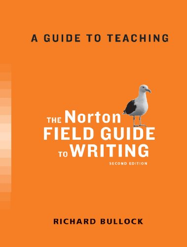 the norton field guide to writing 2nd edition Norton field guide to writing w/ readings (usm edition) by richard bullock and a great selection of similar used, new and collectible books available now at abebookscom.