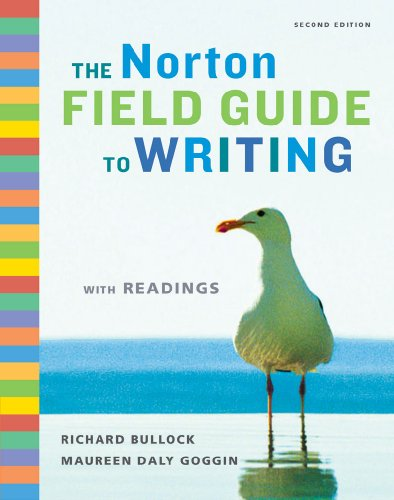 9780393933819: The Norton Field Guide to Writing with Readings, 2nd Edition