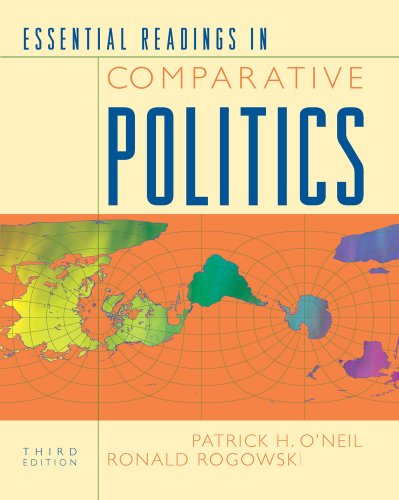 9780393934014: Essential Readings in Comparative Politics (Third Edition)