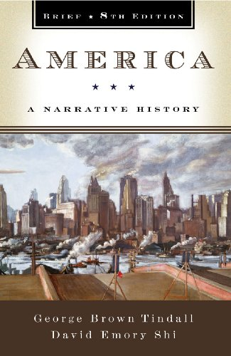 9780393934083: America: A Narrative History, Brief 8th Edition