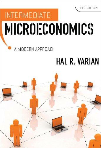 9780393934243: Intermediate Microeconomics: A Modern Approach (Eighth Edition)