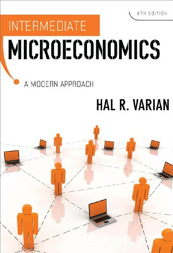 9780393934243: Intermediate Microeconomics: A Modern Approach (Eighth Edition)