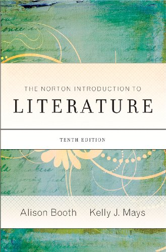 9780393934267: The Norton Introduction to Literature (Tenth Edition)