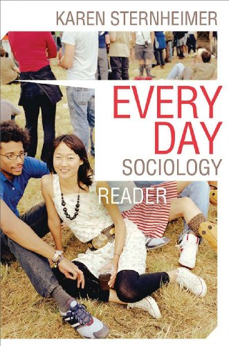 9780393934298: Everyday Sociology Reader