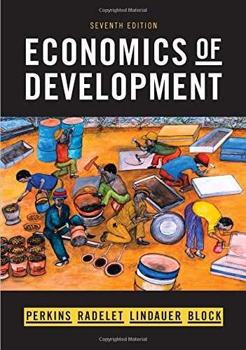 9780393934359: Economics of Development (Seventh Edition)