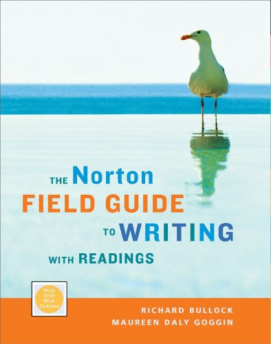 9780393934502: The Norton Field Guide to Writing with Readings (2009 MLA Updates)