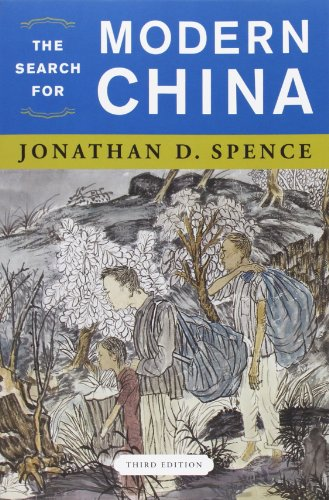 9780393934519: The Search for Modern China (Third Edition)