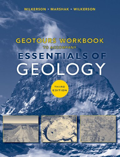 9780393934625: Geotours Workbook to Accompany Essentials of Geology